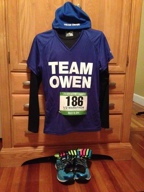 Team Owen bringing awareness to SMA.